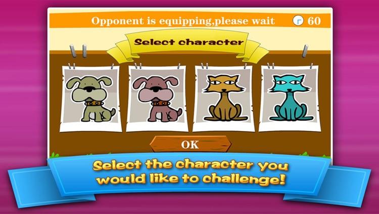 Cat VS Dog -Online screenshot-3