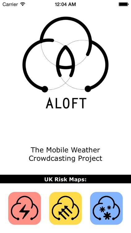 Aloft - Weather Forecasting screenshot-3