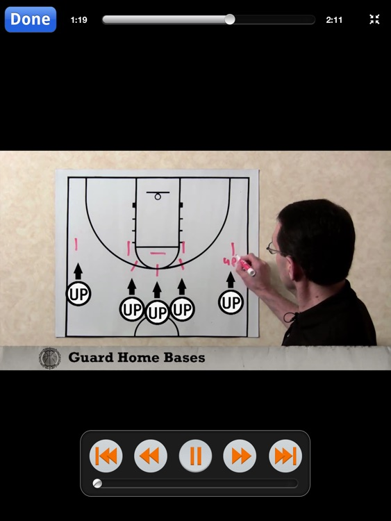 The Suffocating MATCH UP Zone Defense - With Coach Silvey Dominguez - Full Court Basketball Training Instruction - XL screenshot-4