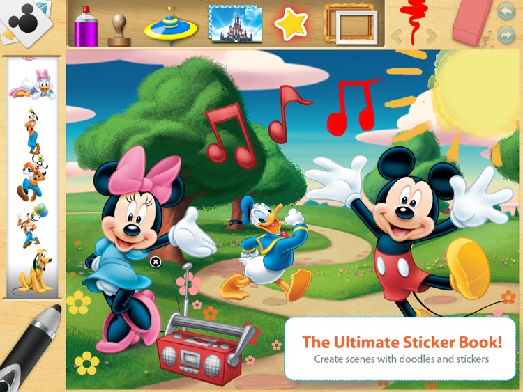 Disney Creativity Studio screenshot-3