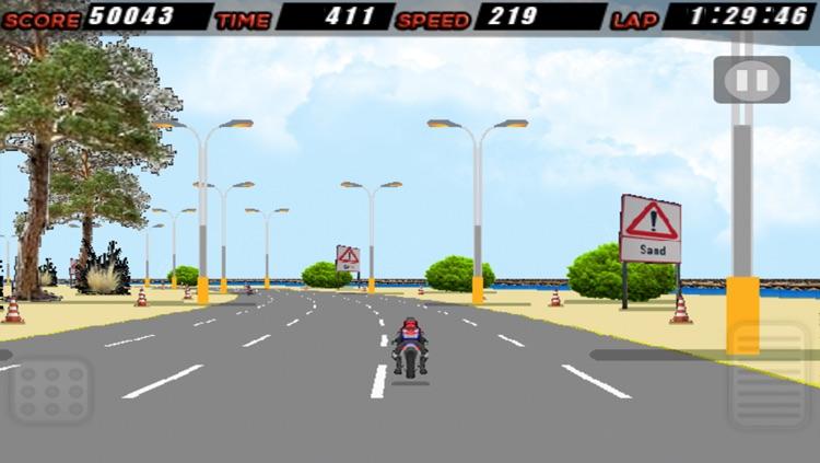 Bike Fury - Highway Race Rider screenshot-3