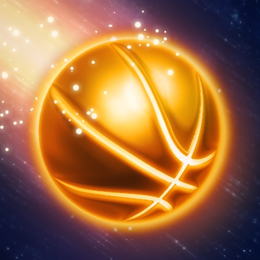 StarDunk Gold - Online Basketball in Space icon