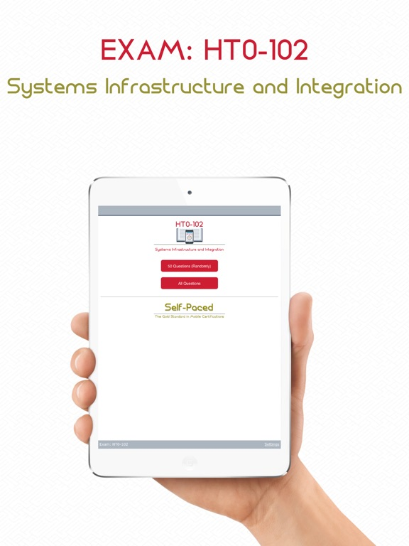 Screenshot #4 pour HT0-102 : HTI+ Systems Infrastructure and Integration.