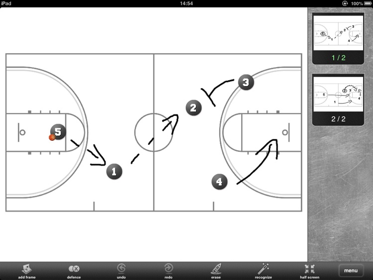 Easy4Coach - Basketball