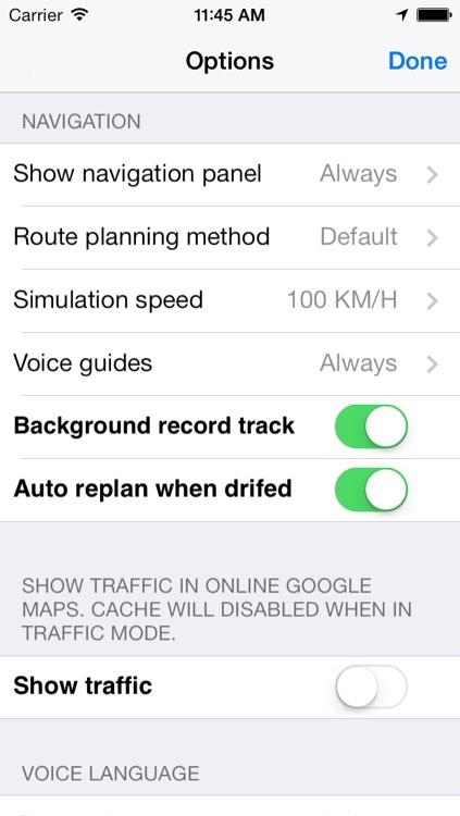 Global Navigator Pro - Best outdoor offline map and navigation screenshot-4