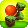 クラフトキングダムドッジボール FREE - 究極のピクセルデストロイヤースマッシングゲーム