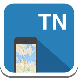 Tunisia offline map, guide, weather, hotels. Free GPS navigation.
