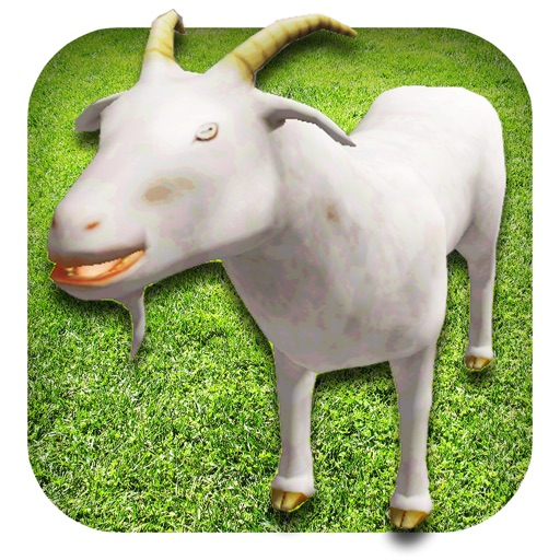 3D Goat Escape - Crazy Rampage F2P Game Edition - FREE icon
