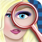 Zoomed in Celebrities Quiz - The best free word game to guess famous movie and tv celebrity photos icon