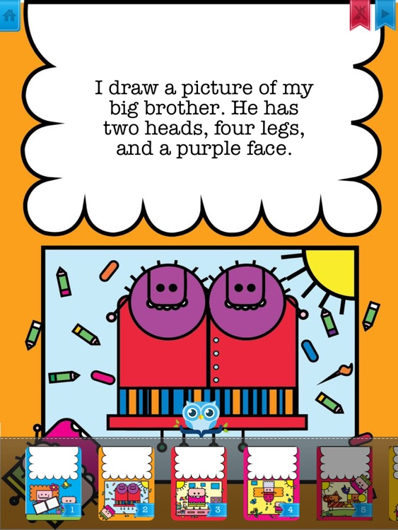 My Book - Have fun with Pickatale while learning how to read.