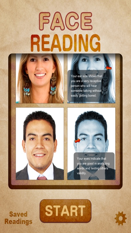 Face Reading Booth - Astrology and Horoscopes of your face!