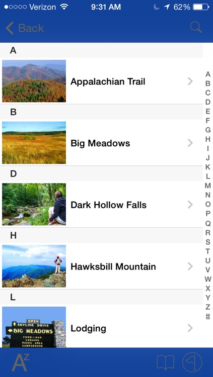 GoExplore Shenandoah National Park screenshot-1