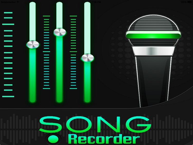 Song Recorder Pro screenshot-0