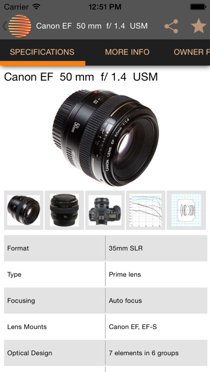 All Photo Lenses Pro