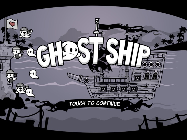 A Ghost Ship