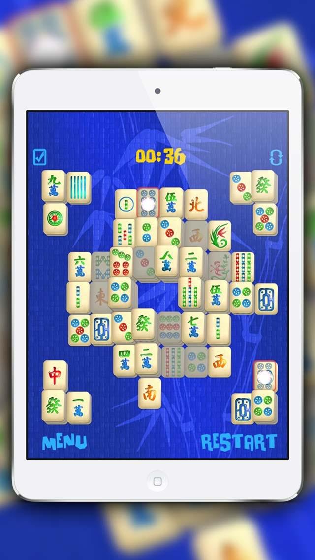 Mahjong-SpieleScreenshot von 3