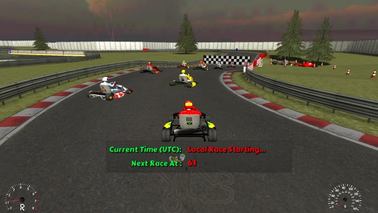 Go Kart Race screenshot-1