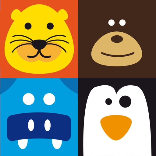 Animal Kingdom Mania: Match 3 Penguin, Bear, Lion, Tiger & More