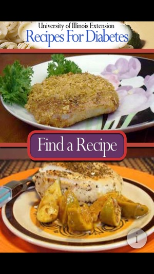 Recipes for diabetes on the app store screenshots forumfinder Image collections