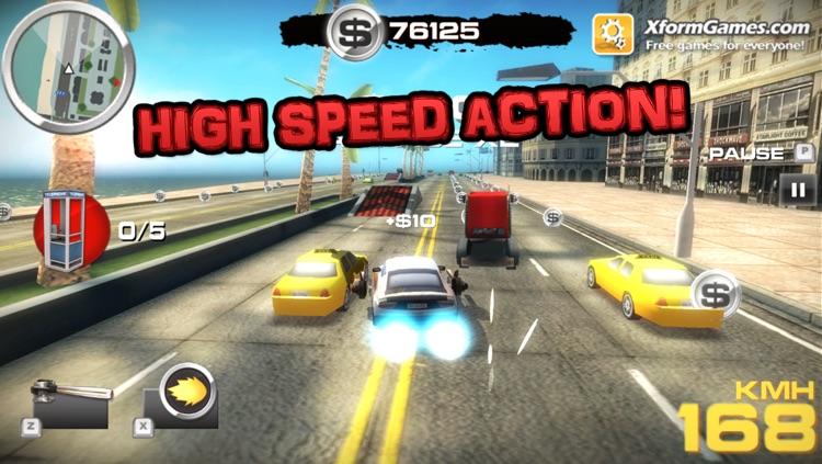 Burnin' Rubber Crash n' Burn screenshot-3