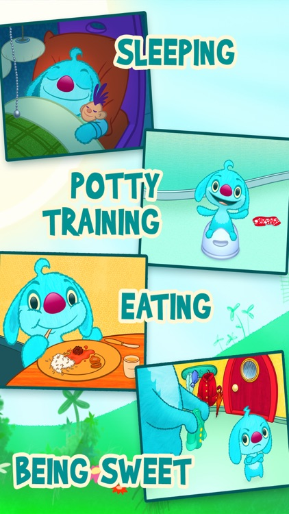 Kiddie: positive parenting toddlers 2–5 years: reading, reward charts and fun songs screenshot-4