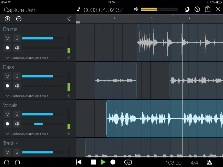 PreSonus Capture screenshot-0