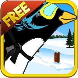 Tiny Ninja Penguin Dash Free