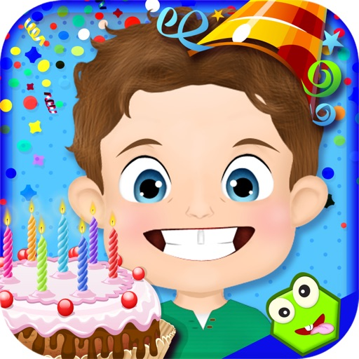 Little Birthday Party Planer