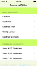 Electrical wiring diagrams residential and commercial on the app iphone ipad asfbconference2016 Choice Image