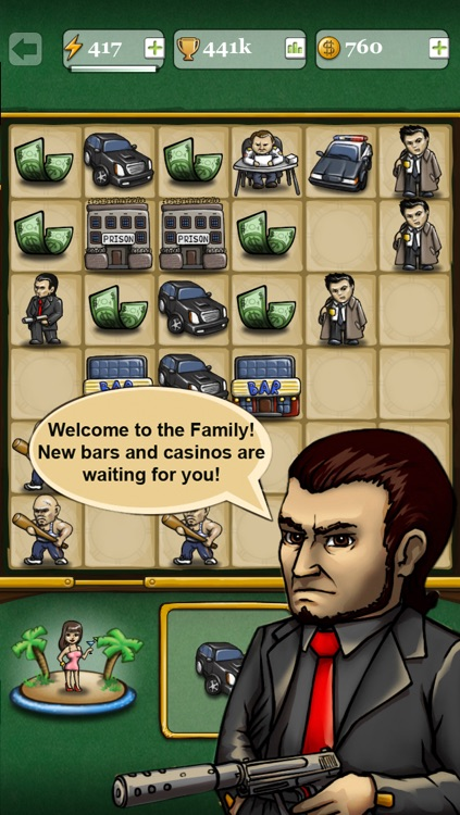 Mafia vs. Police screenshot-3