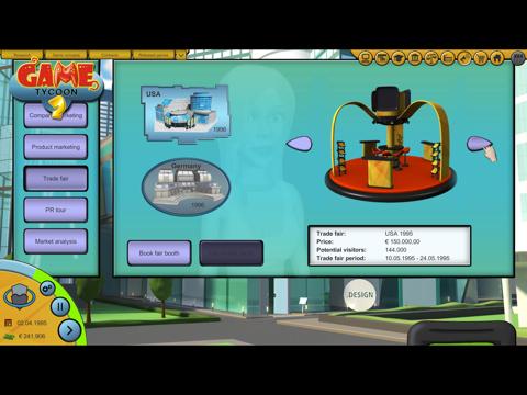 Game Tycoon 2 screenshot 4