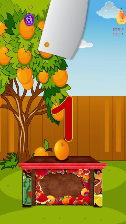 Sweet Turbo Fruit Slice World - Fast Knife Chopper Mania Free screenshot-3
