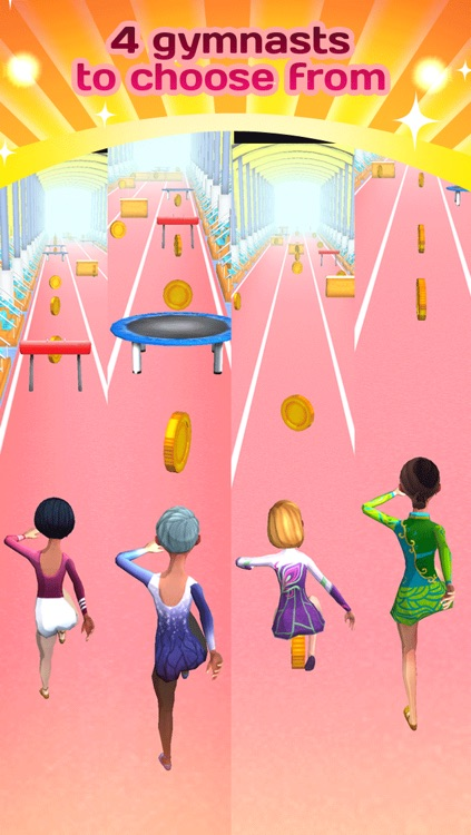 American Gymnastics Girly Girl Game - All Fun Little Teenage Kids Gym Games For Free
