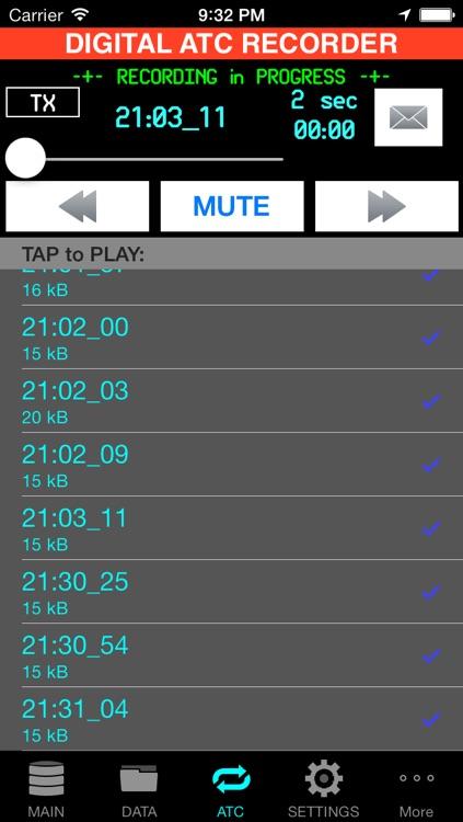 Flight Data Recorder Mobile