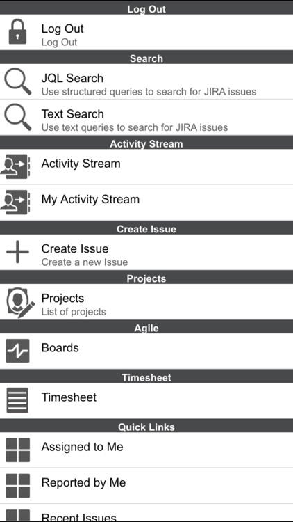 JIRA Issue Tracker screenshot-0