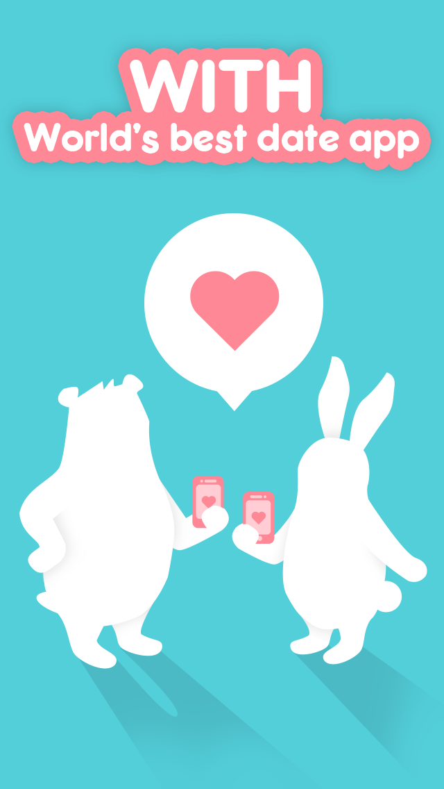 WITH - World's best date app!    Complete missions to proceed