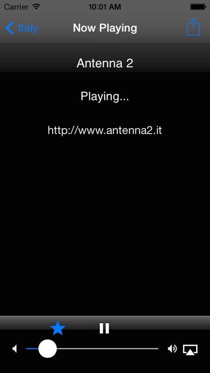 Euro Radio screenshot-3