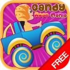 Candy Race Mania librement- une aventure magique douce pour tous les garçons et les filles icon