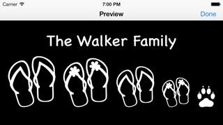 Stick Family Creator Screenshot on iOS