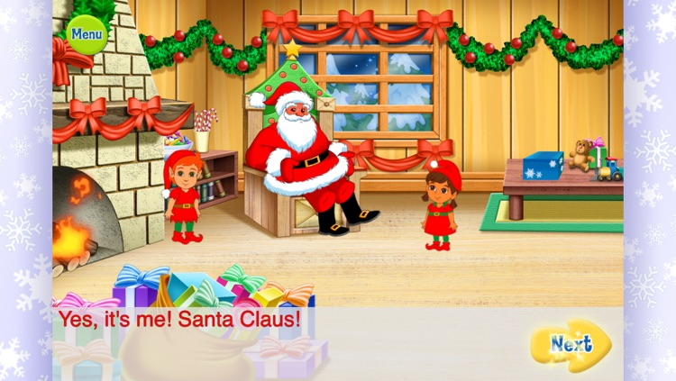 Dora's Christmas Carol Adventure screenshot-0