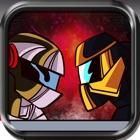 作战对手 - 未来机器人战士在战争精英银河(免费游戏应用程序) icon