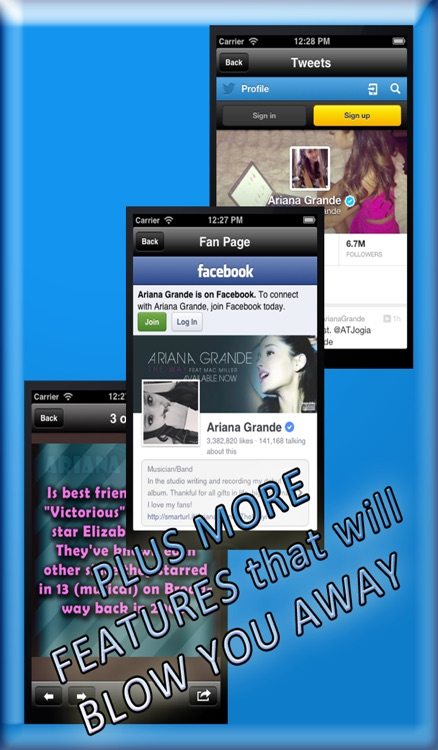 FunApps - Ariana Grande Edition screenshot-4