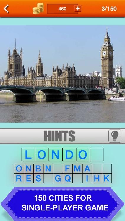 City Quiz 2