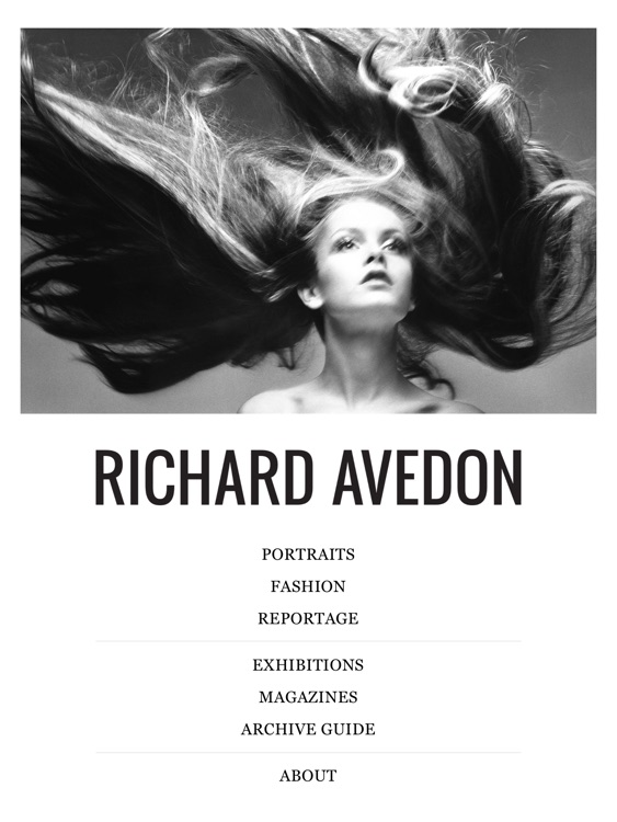 Avedon screenshot-0