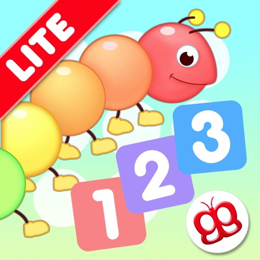 Toddler Counting 123 Lite icon