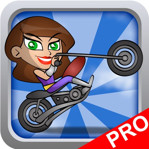 Motorcycle PRO Bike Race Super Girls icon