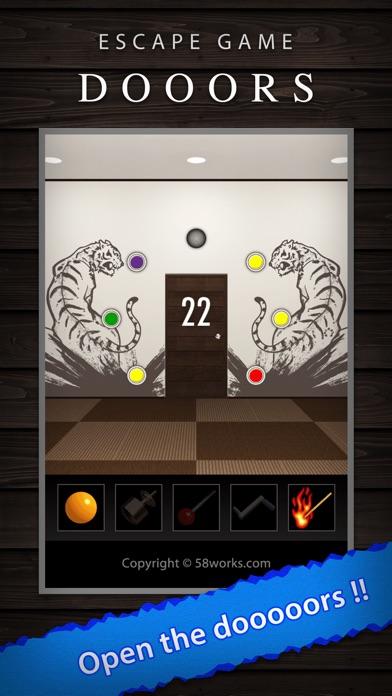 DOOORS - room escape game - Screenshot 1