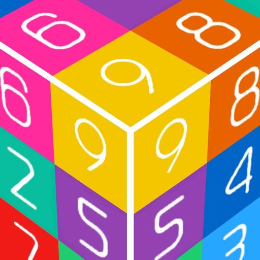 Cube Mix: 3D Sudoku Twist