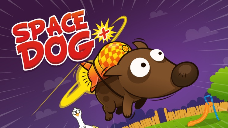 Space Dog + screenshot-4