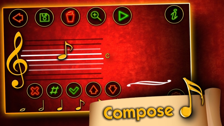 Simple Melody, Feel like a real musician and composer screenshot-3